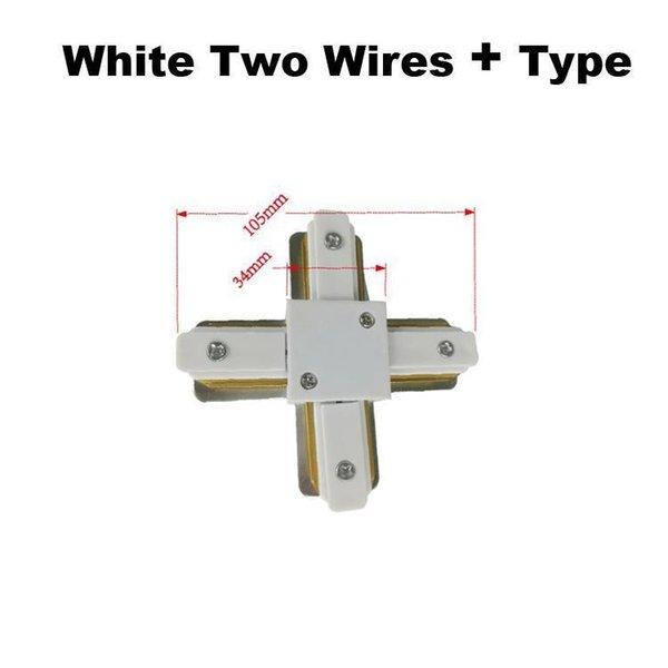 Branco Dois Fios + Tipo