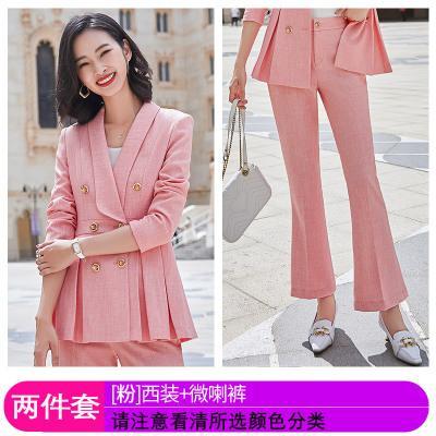 pantalones de color rosa Blazer