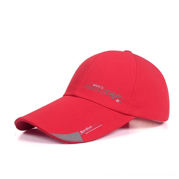 Red Canvas Cap-ajustable