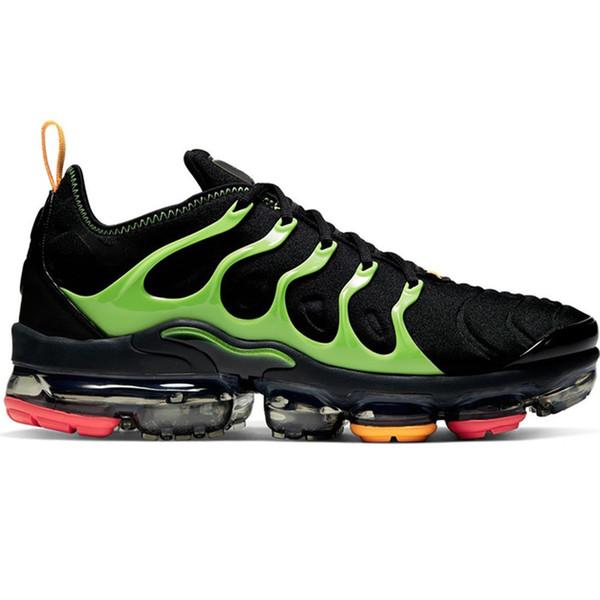 # 6- أسود أخضر كهربائي