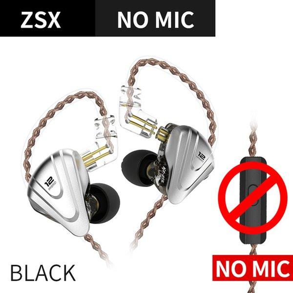 ZSX Черный Nomic