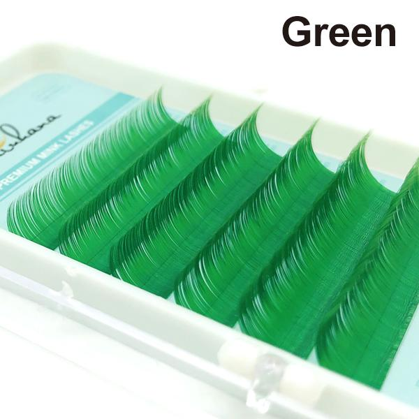 B 10 to 14mm Mix Green