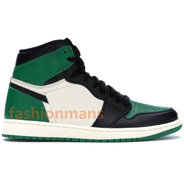 الأخضر الصنوبر