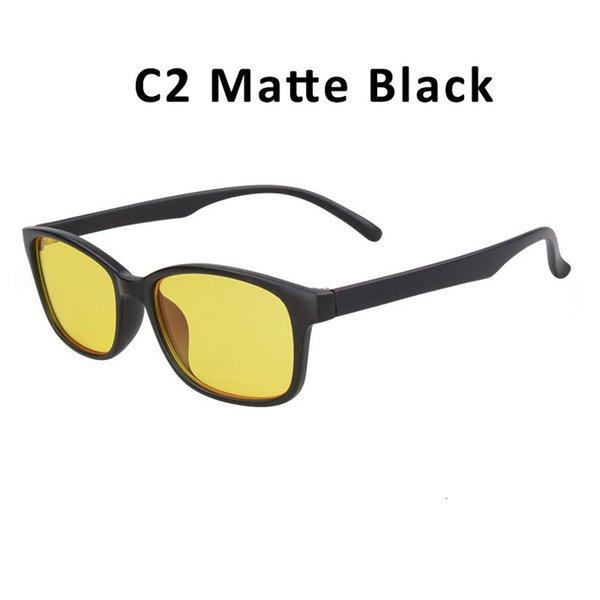 C2 Matte Black