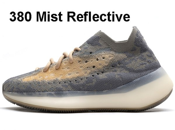 380 Mist Reflective