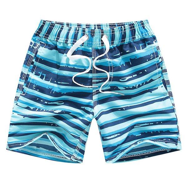 top popular PPXX Summer Boy Shorts Beach Swimming Shorts Fast Dry Baby Boys Shorts Children Clothing Pants Swimwear Trunk Plus Size 2021