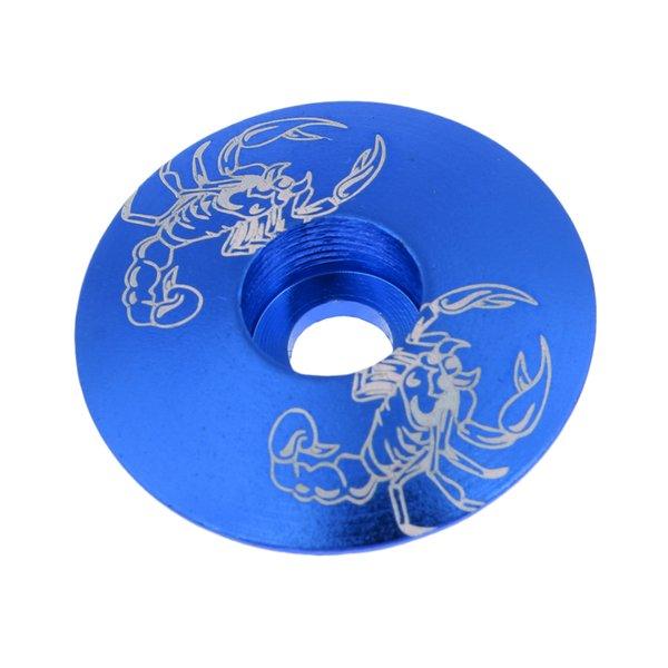 Scorpion Bleu