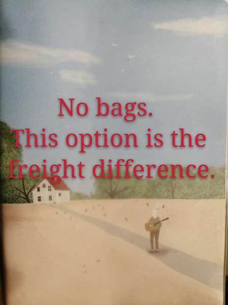 No hay bolsas