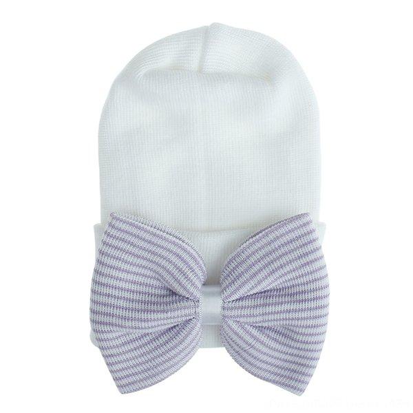 # 6 Lila Knoten White Hat