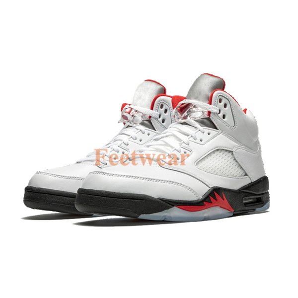 4.Fire Red Silver Tongue 2020