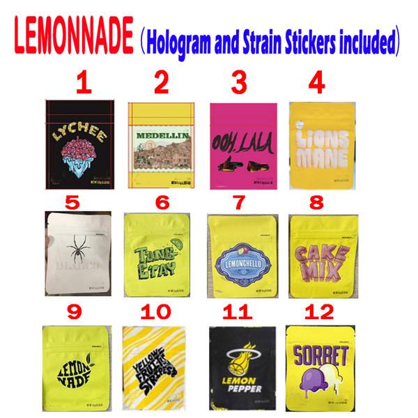 4 lemonnade