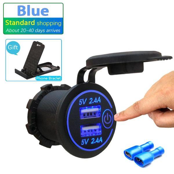 Blau-Standard