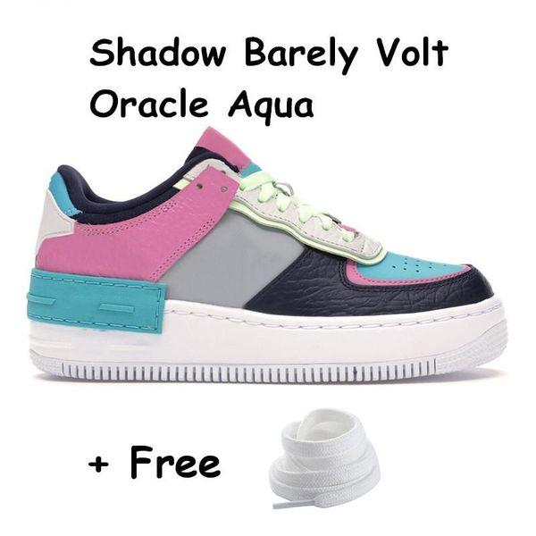 20 Gölge Barely Volt Oracle Aqua