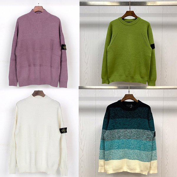 best selling HOT Autumn Sweaters Men's Winter sweater Fashion Long Sleeve Letter Print Couple Winter Black Sweaters Loose Pullover Designers Sweaters