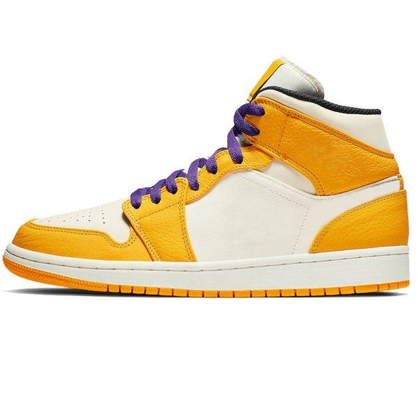 24 Lakers Yellow 36-46