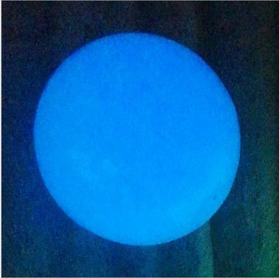 8mm Blue Luminous