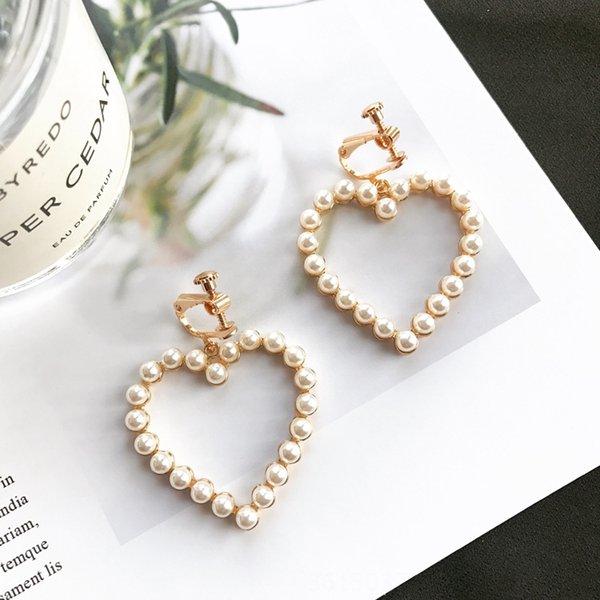 Clip del oído completo amor de la perla