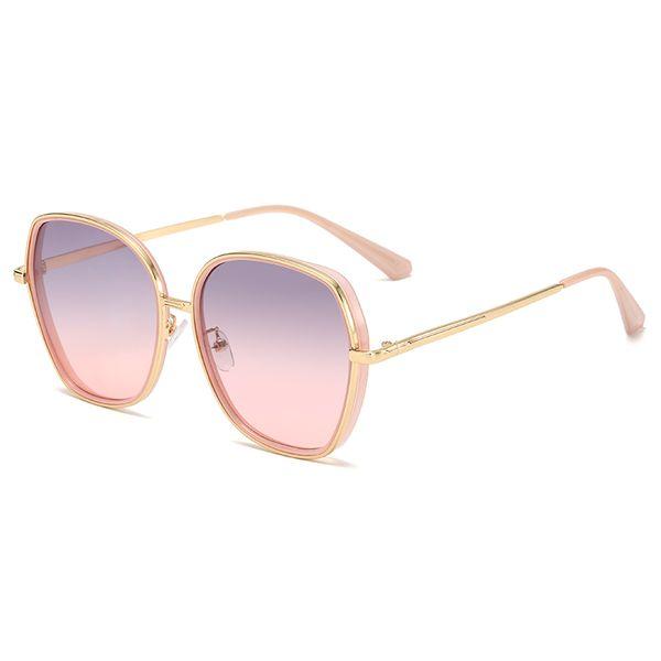C4Grey Pink Lens