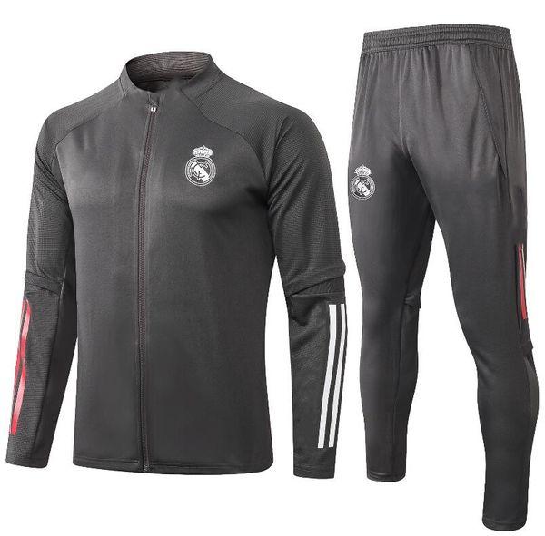 20-21 Real Madrid Jacke