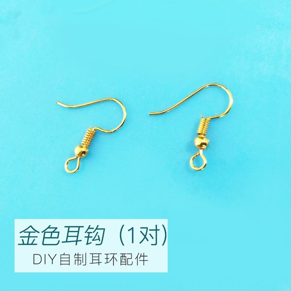 Golden Ear Hook 1 coppia