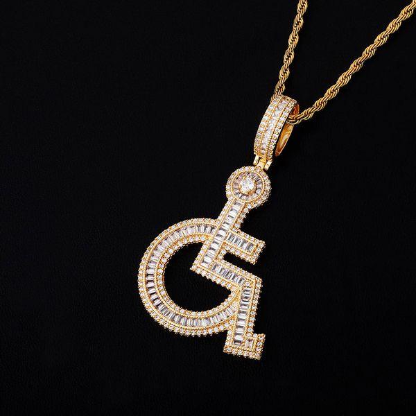 Золотой цвет Китай 24inch Rope Chain