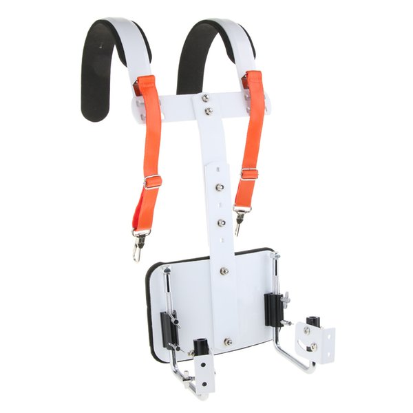 top popular Adjustable Marching Snare Drum Bass Drum Carrier for Percussion Instrument Parts 2021