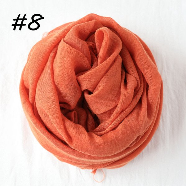 8 оранжевый