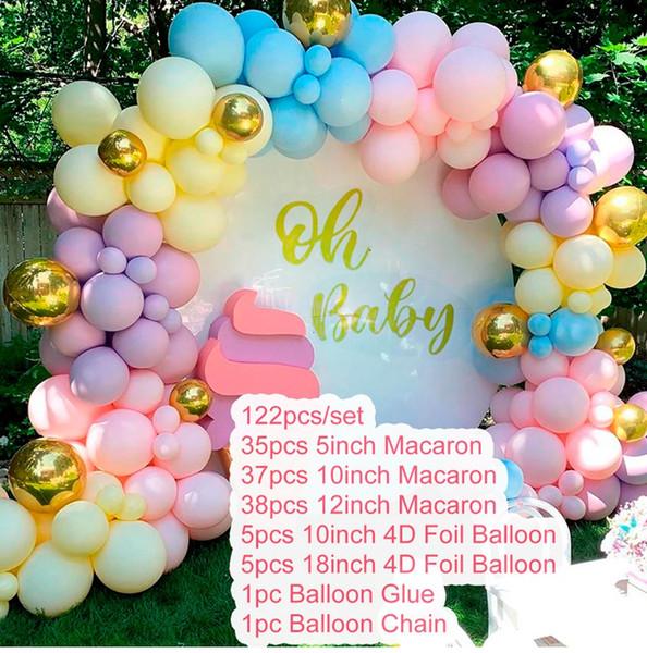 Balon Zinciri 12