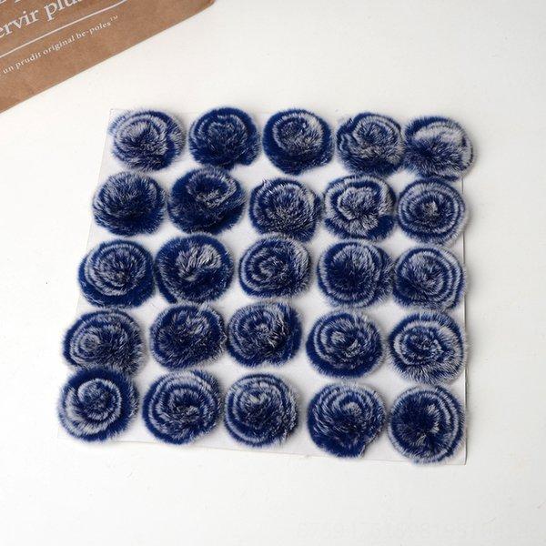 Blaue Frost Farblich 8cm
