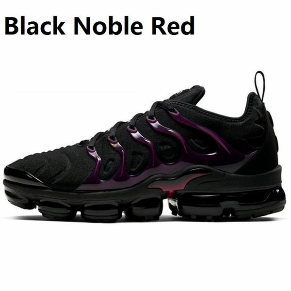 Черный благородный красный