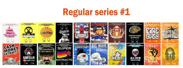 regular series #1