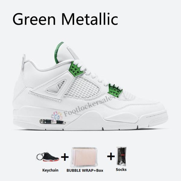 4s-Green Metallic