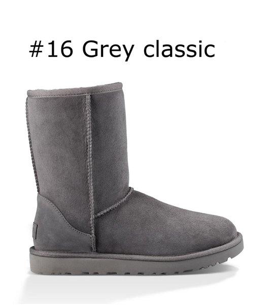 16 Grey classic Grey