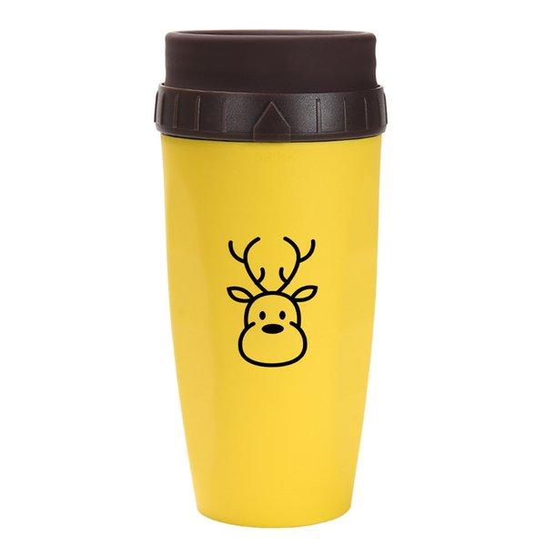 Ciervos-amarillo