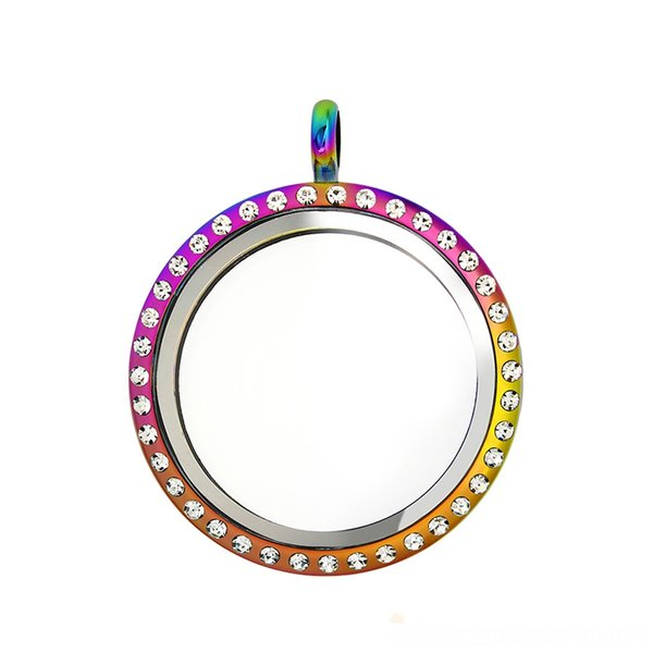 30mm Surface colorée diamant