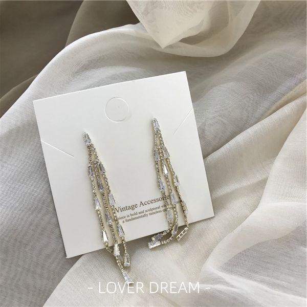 Gold Diamond nappa Silver Needle