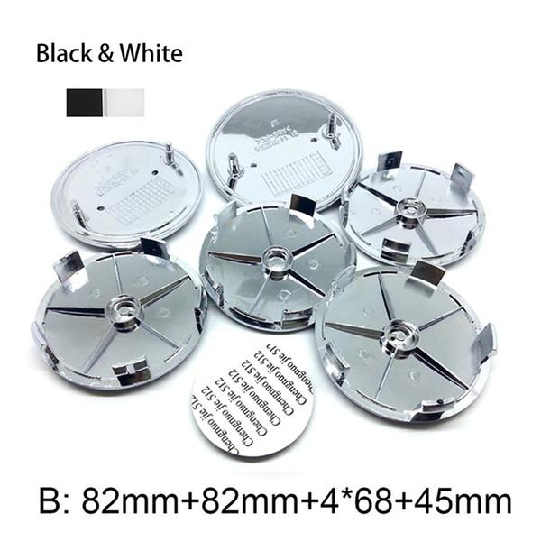 Siyah Beyaz 8282