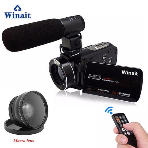 add lens microphone