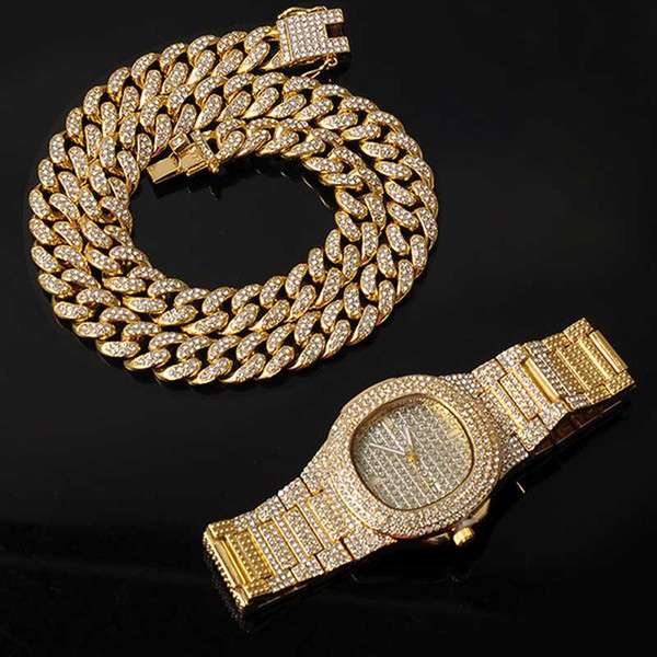 Часы и цепи 50cm1
