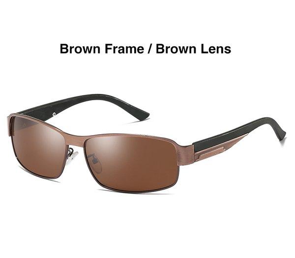 marrón Marrón