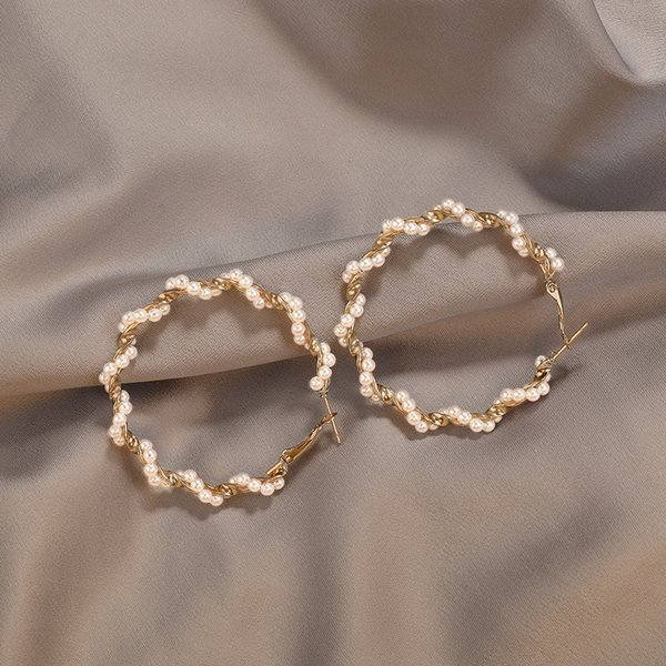 6 # Métal Perle de guirlande