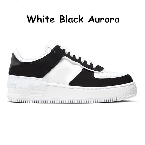 4 White Black Aurora 36-45