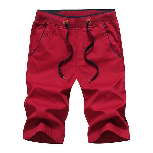 Pantalones cortos rojos EM104