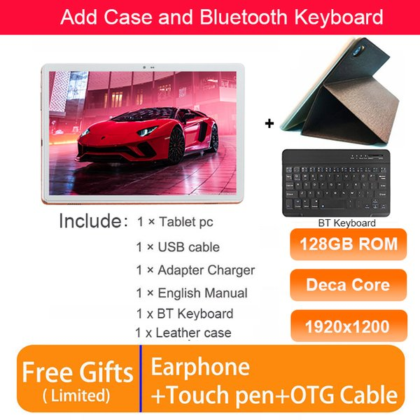 Case and BT Keyboard
