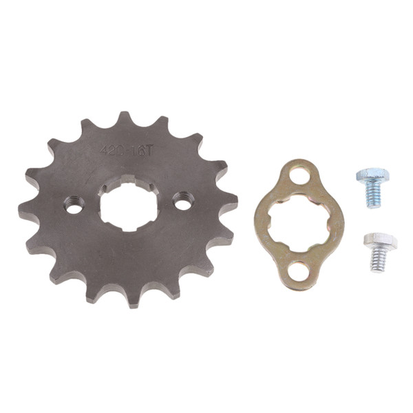 best selling Tooth Front Engine Sprocket For SDG 110cc 125cc Dirt Bike ATV
