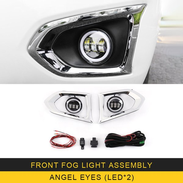 Anteriori fendinebbia Assembly-Angel Eyes Luce