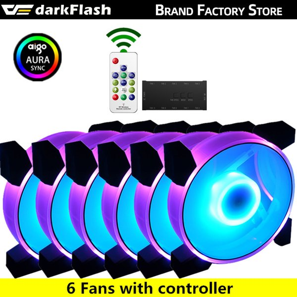 China 6fans and controller