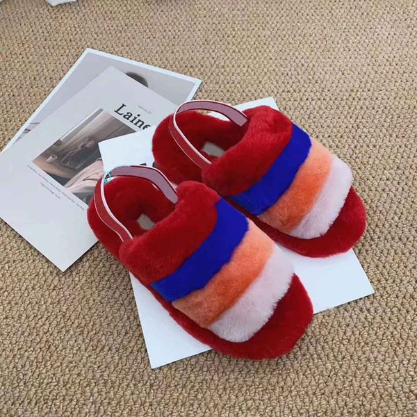Arco-íris Red (B)