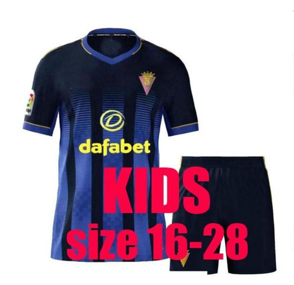 2021 away kids kit