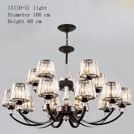 15 luce